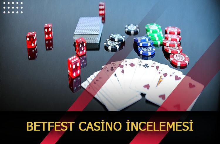 Betfest Casino İncelemesi