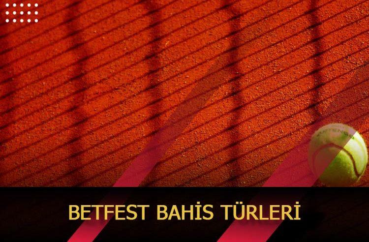 Betfest Bahis Türleri