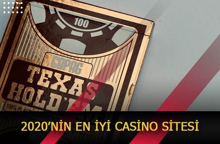 2020'nin En İyi Casino Sitesi