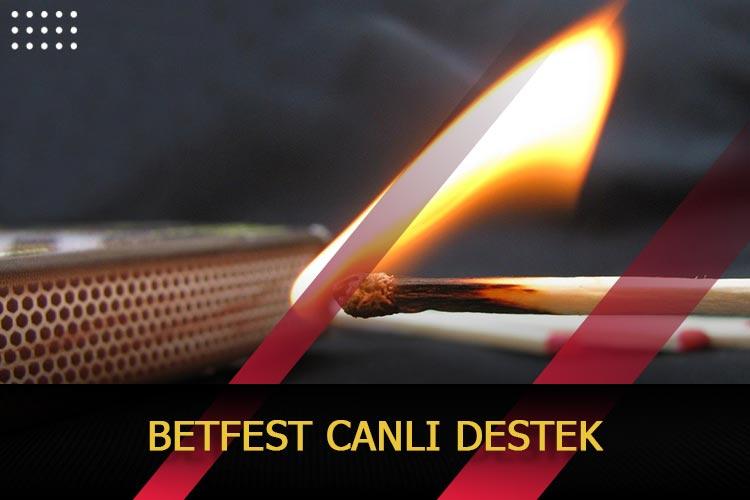 Betfest Canlı Destek