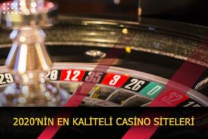 2020 ni en kaliteli casino siteleri