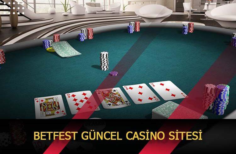 Betfest Güncel Casino Sitesi