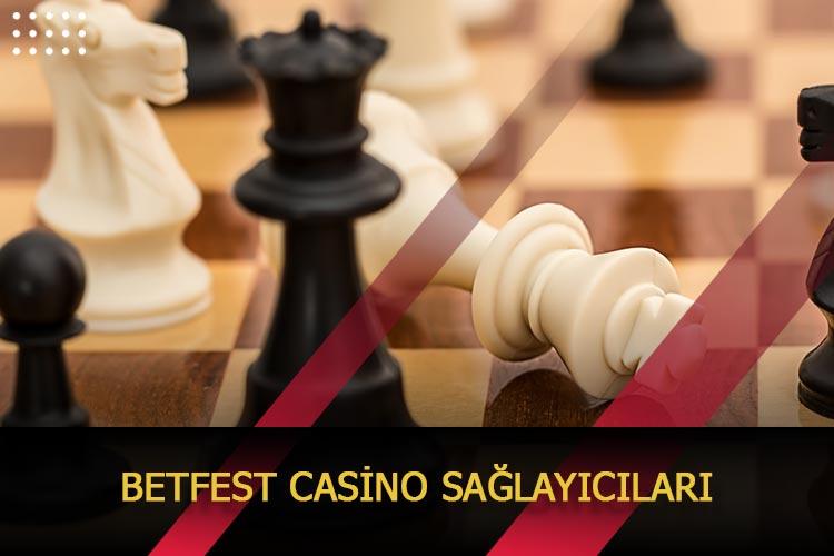 Betfest Casino Sağlayıcıları