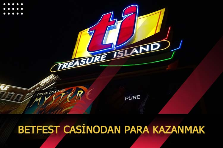 Betfest Casinodan Para Kazanmak