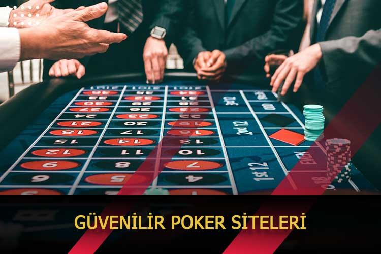 Güvenilir Poker Siteleri