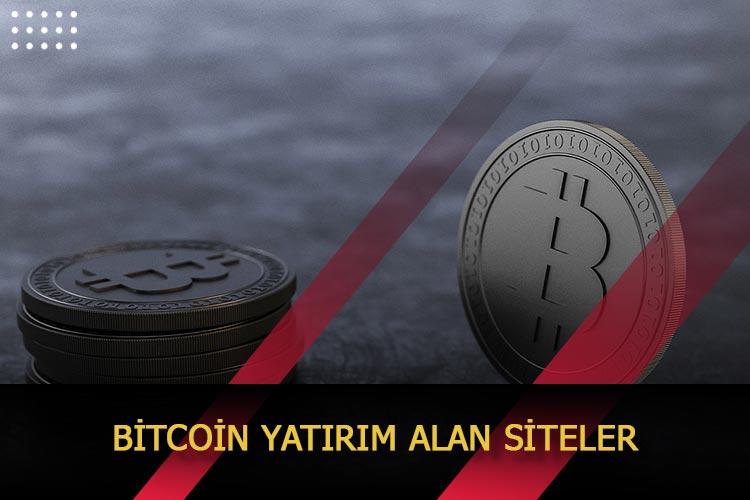 Bitcoin Yatırımı Alan Siteler